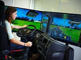Venez tester notre simulateur de conduite !